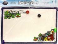 Доска для рисования Angry Birds, с маркером и магнитами