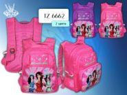 Рюкзак универсальный FASHION GIRLS , 38х28х12,5 см Артикул: TZ 6662