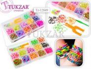 Набор цветных резиночек  (TZ 12849)