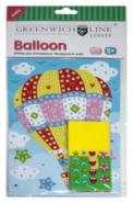 """Набор для аппликации """"Воздушный шар"""" (MS003D)"""