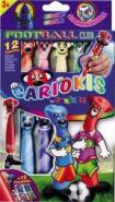 Набор CARIOKIS FOOTBALL CLUB торговой марки CARIOCA 41068