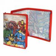 """Папка для рисунков и нот """"Marvel comics"""", А4 670854  (12365)"""