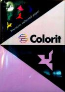 Бумага, Colorit, А4, 80 г, 500 л, стильный, №819, аметист