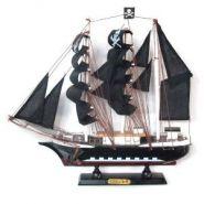 "Корабль ""Сonfection"", L33 W32 см (с пиратскими парусами)  Артикул: 672242 (12663)"