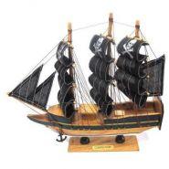 "Корабль ""Сonfection"", L24 см (с пиратскими парусами)  Артикул: 587172  (04098)"