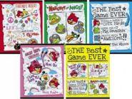 """Тетр. 48л Хатбер """"Angry Birds"""" выпуск №3  (12783)"""