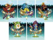 "Тетр. 48л Хатбер ""Angry birds Epic"" (12783)"